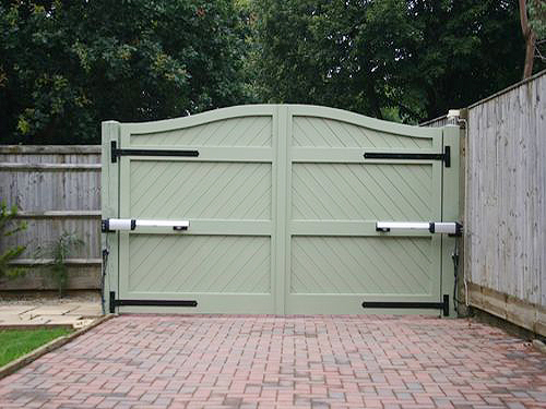 Electric gate installations hammersmith for Motorized gates for driveways
