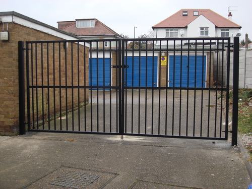 Commercial gates installations richmond